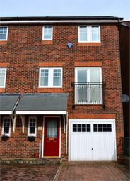 Thumbnail 3 bed town house for sale in Beldon Drive, Stanley, Durham