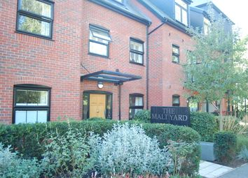 Thumbnail 2 bed flat for sale in Old Maltings Approach, Melton, Woodbridge