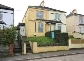 Thumbnail 3 bed semi-detached house for sale in New Road, Saltash