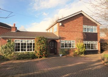 Thumbnail 4 bed detached house for sale in Longmeadow Road, Knowsley