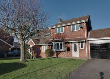 Thumbnail 3 bed semi-detached house for sale in Millbrook Way, Barton-Upon-Humber