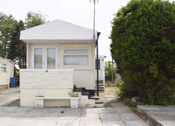 Thumbnail 1 bed mobile/park home for sale in The Close, Wyre Vale Park, Garstang, Preston