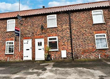 Thumbnail 2 bed terraced house for sale in Wrays Cottages, Burstwick, Hull