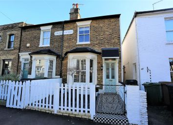 Thumbnail 2 bed end terrace house for sale in Beulah Road, Walthamstow, London