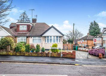 Thumbnail 2 bed semi-detached bungalow for sale in Douglas Avenue, Watford