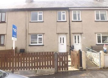 Thumbnail 3 bed terraced house for sale in Ty'n Rhos, Criccieth, Gwynedd