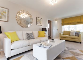 "Thumbnail 3 bed detached house for sale in ""The Clayton Corner"" at Lane, Newquay"