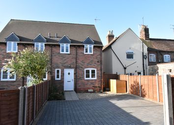 Walkley Road, Tewkesbury GL20. 2 bed semi-detached house for sale