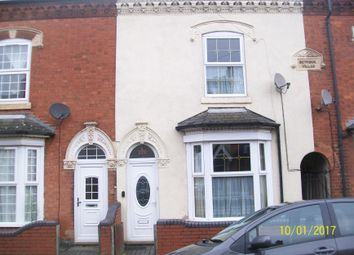 Thumbnail 3 bedroom terraced house for sale in Albert Road, Aston