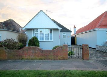 Thumbnail 2 bed bungalow for sale in Edison Road, Holland-On-Sea, Clacton-On-Sea