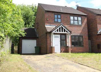 Thumbnail 3 bed detached house for sale in Reynolds Drive, Oakengates, Telford