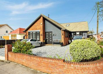 Thumbnail 3 bed detached bungalow for sale in Common Lane, Benfleet, Essex