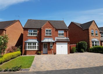 Thumbnail 5 bed detached house for sale in Bolton Avenue, Warndon, Worcester