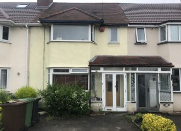 Thumbnail 2 bed terraced house for sale in Howard Road, Olton, Solihull