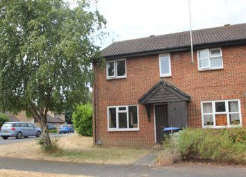 Thumbnail 3 bed end terrace house to rent in Hawkswell Close, Woking