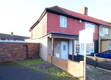 Thumbnail 1 bed end terrace house for sale in Stone Close, Dagenham, Essex