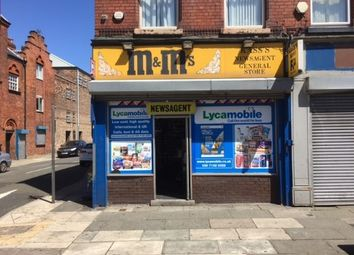 Thumbnail Retail premises for sale in Stanley Road, Kirkdale, Liverpool