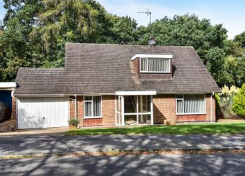 Thumbnail 3 bed detached bungalow for sale in Heathermount Drive, Crowthorne, Berkshire