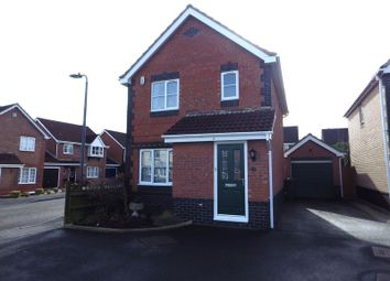 Thumbnail 3 bed detached house for sale in Wheatfield Drive, Bradley Stoke, Bristol