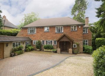 Thumbnail 6 bedroom detached house for sale in Beech Drive, Kingswood, Tadworth