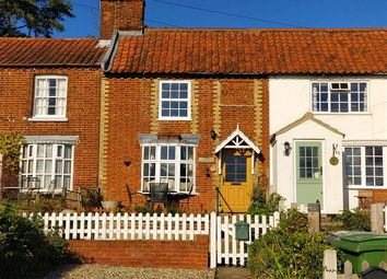 Thumbnail 2 bed cottage for sale in Reedham, Norwich