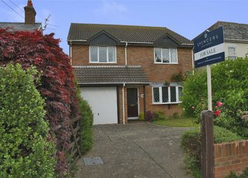 Thumbnail 4 bed detached house for sale in Ashley Lane, Hordle, Lymington, Hampshire