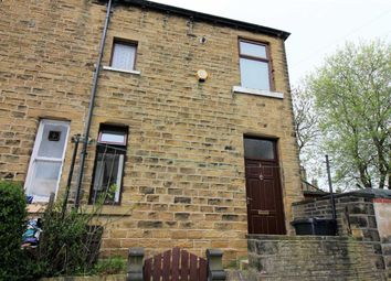 Thumbnail 1 bed end terrace house to rent in Gramfield Road, Crosland Moor, Huddersfield
