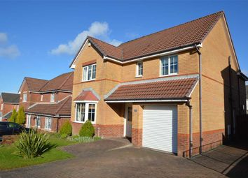 Thumbnail 4 bed detached house for sale in Huntly Gardens, Blantyre, Glasgow