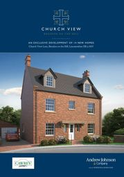 Thumbnail 2 bed property for sale in Church View Lane, Breedon On The Hill
