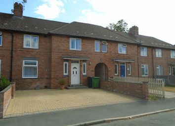 Thumbnail 3 bed terraced house for sale in Hill Crescent, Belle Vue, Shrewsbury