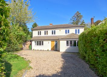 Thumbnail 4 bed detached house for sale in London Road, Harston, Cambridge