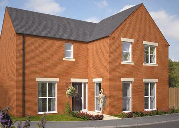 "Thumbnail 4 bedroom detached house for sale in ""The Hartlebury"" at Mansfield Road, Clowne, Chesterfield"