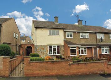 Thumbnail 2 bed town house for sale in Featherstone Drive, Glen Parva, Leicester