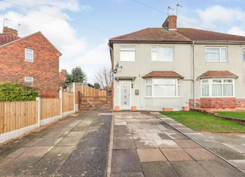 Thumbnail 3 bed semi-detached house for sale in Brookvale Road, Langley Mill, Nottingham