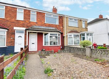 Thumbnail 2 bed terraced house for sale in Glebe Road, Hull, East Yorkshire