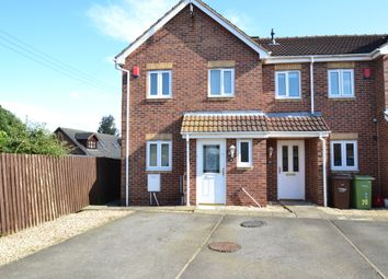 3 bed town house for sale in Northfield Grove, South Kirkby, Pontefract WF9