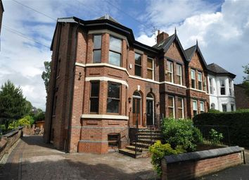 Thumbnail 5 bed terraced house for sale in Peel Moat Road, Heaton Moor, Stockport, Greater Manchester