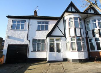 Thumbnail 4 bed end terrace house for sale in Avondale Crescent, Redbridge, Essex
