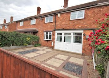 Thumbnail 3 bedroom terraced house to rent in Glebe Road, Humberston
