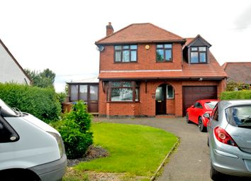 Thumbnail 4 bed detached house for sale in Bagworth Road, Barlestone