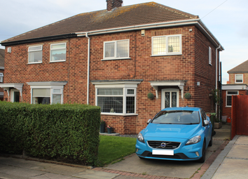 Thumbnail 3 bed semi-detached house for sale in Rudham Avenue, Grimsby