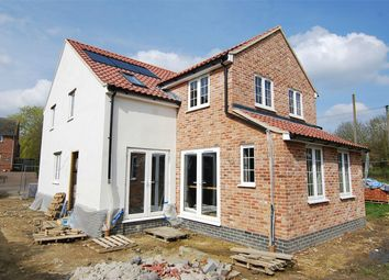 Thumbnail 4 bedroom detached house for sale in Main Street, Old Weston, Huntingdon