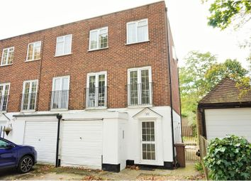Thumbnail 3 bed terraced house for sale in Devonshire Road, Sutton