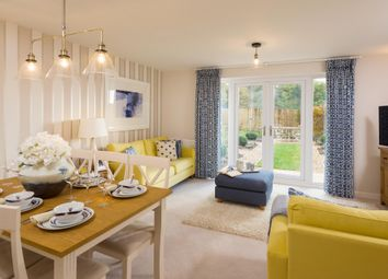 "Thumbnail 3 bed terraced house for sale in ""Nugent"" at Snowley Park, Whittlesey, Peterborough"