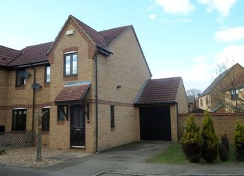 Thumbnail 3 bed semi-detached house to rent in St Helens Grove, Monkston, Milton Keynes