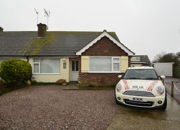 Thumbnail 2 bed semi-detached bungalow for sale in Haven Close, Felixstowe