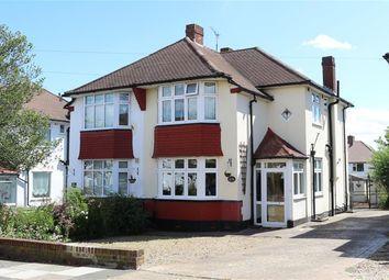 Thumbnail 3 bed semi-detached house for sale in Elmstead Avenue, Chislehurst, Kent