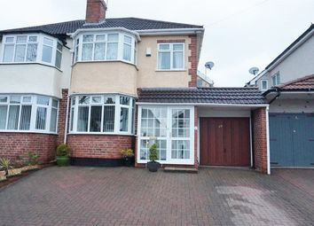 Thumbnail 3 bed semi-detached house for sale in Bonsall Road, Erdington, Birmingham