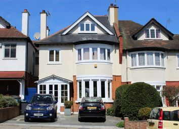 Thumbnail 5 bedroom terraced house for sale in Alexandra Park Road, Muswell Hill, London