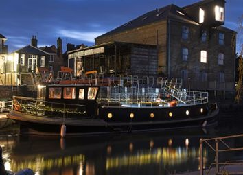 Highway Marine, 38 Strand Street, Sandwich CT13. 1 bed houseboat for sale